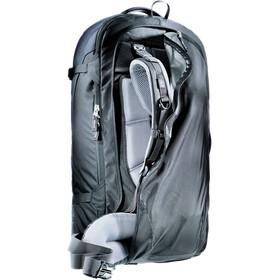 Deuter Traveller 70 + 10 Mochila, black-silver